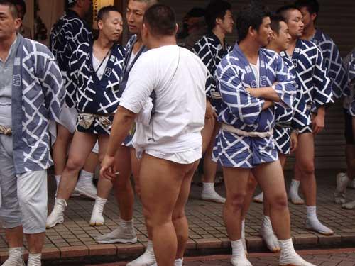 Summer street festival ass